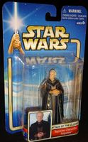 Star Wars Saga AOTC: Supreme Chancellor Palpatine - Action Figure - Sealed on Card